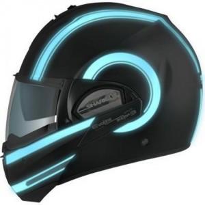 electroluminescent Helmet